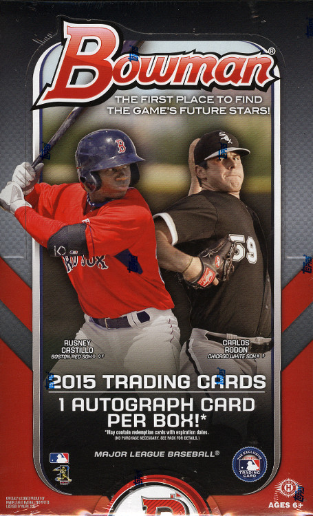 Kenmore Collectibles is selling Bowman Baseball