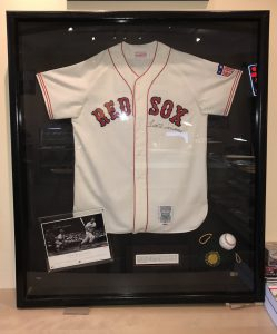 The Ultimate Ted Williams Memorabilia Piece