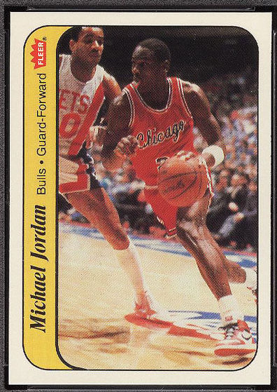 056bded61574a8 The 80 Rarest Michael Jordan Cards Hidden in Plain Sight. 1980s - 1990s -  Kenmore Collectibles