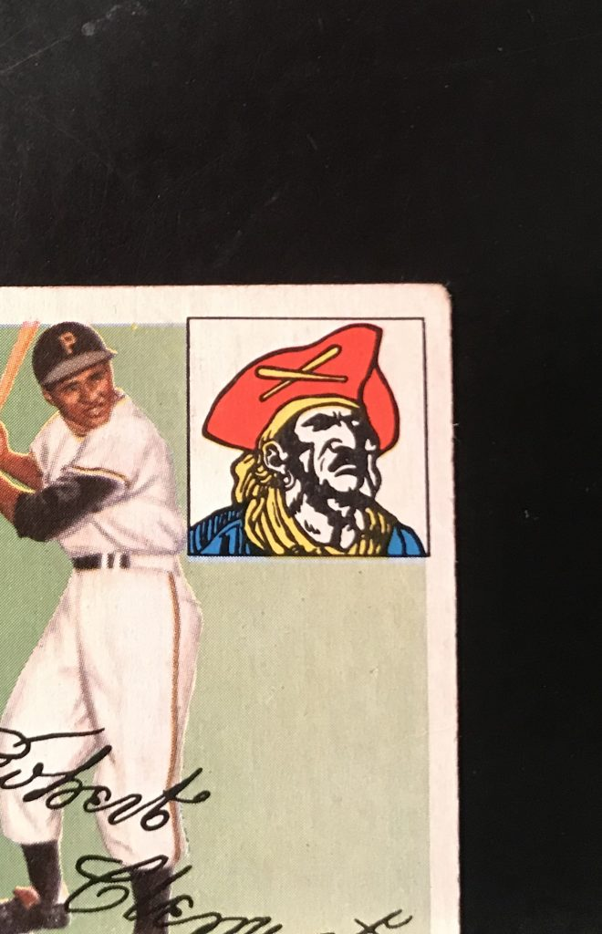 Todays Awesome Find 1955 Topps Roberto Clemente Rookie