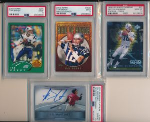 Kenmore Collectibles buys graded cards