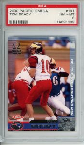Kenmore Collectibles buys Tom Brady Cards