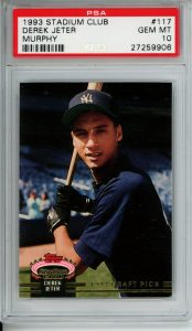 Kenmore Collectibles buys Derek Jeter Rookie Cards