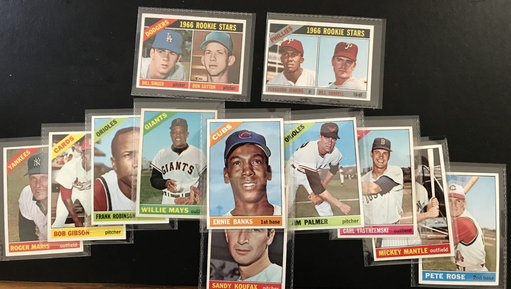 Kenmore Collectibles buys sports cards