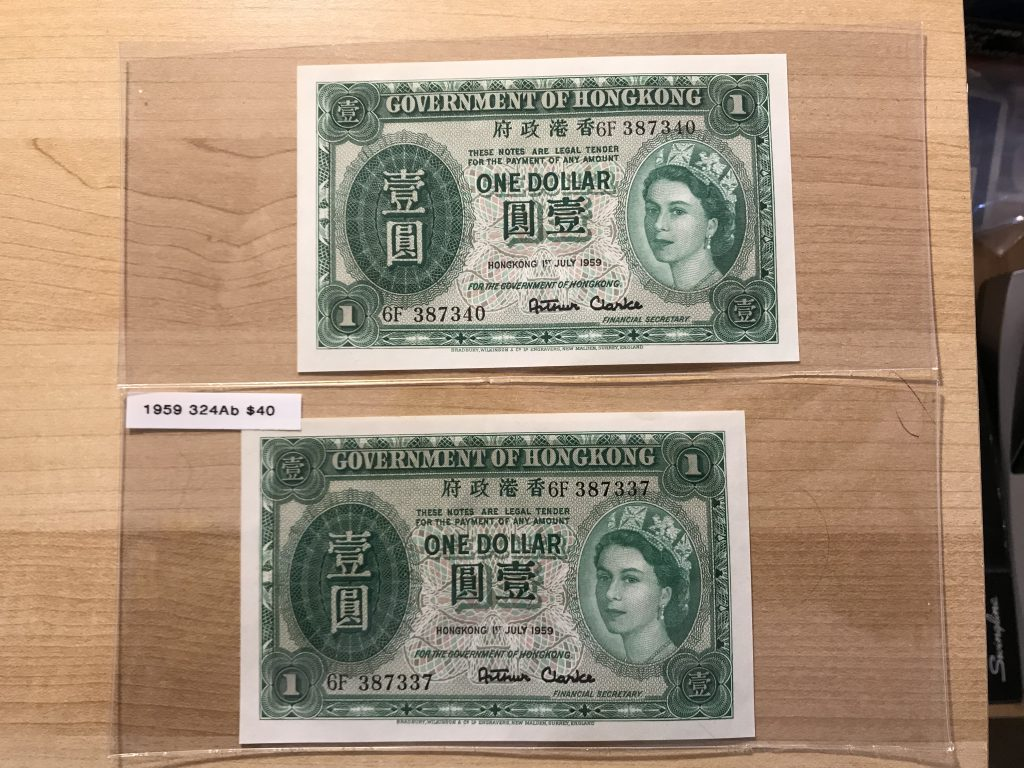 Kenmore Collectibles buys and sells foreign currency