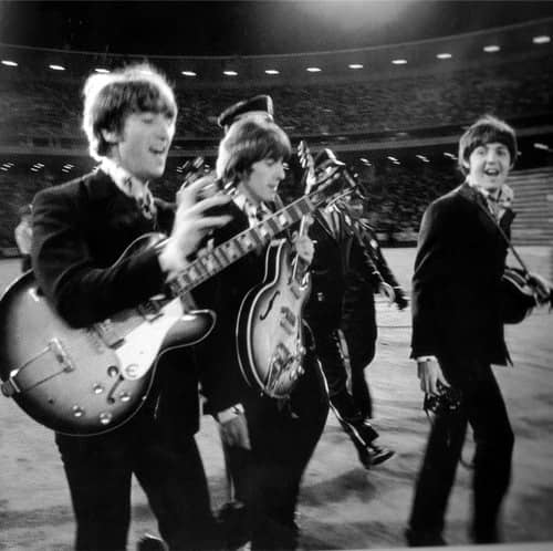 From the Beatles Bible, last recording of the Beatles performing in America